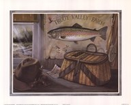 Trout Valley  Fine Art Print