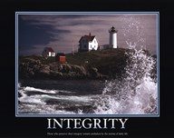 Motivational - Integrity Art
