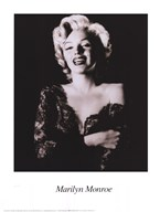 Marilyn Monroe - dark portrait Art