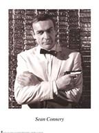 Sean Connery  Fine Art Print