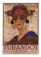Turandot  Fine Art Print