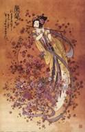 Goddess Of Prosperity  Fine Art Print