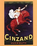 Cinzano Vermouth Art