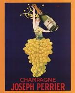 Champagne Joseph Perrier  Fine Art Print