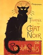 Tournee Du Chat Noir Art