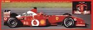 Ferrari F1 2002  Fine Art Print