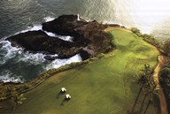 Golf Course, Hawaii Coast