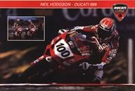 Ducati Superbike  Wall Poster