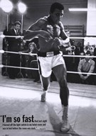 Mohammed Ali Training