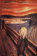 The Scream, c.1893 Art