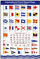 Naval Signal Flags