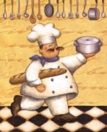 Le Chef Et Le Pain Art