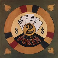 Poker - $2 Art