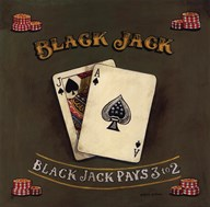 Blackjack Art
