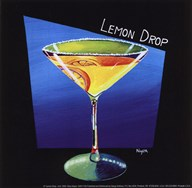 Lemon Drop Art