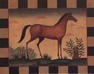 Farm Horse  Fine Art Print