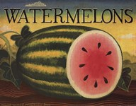 Watermelons Art