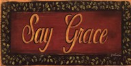Say Grace Art