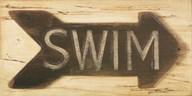 Swim  Fine Art Print