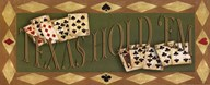 Texas Hold'em  Fine Art Print