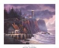 Harbor Light Hideaway  Fine Art Print