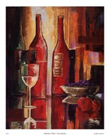 Abstract Vino I Art