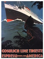 Cosulich Line Trieste Art