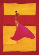 Torero a La Cape I  Fine Art Print