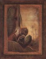 Orangutan I Art