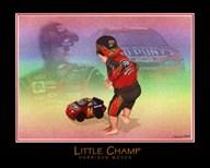 Little Champ  Fine Art Print