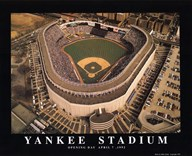 Yankee Stadium - The Bronx NY Art