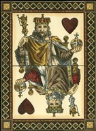 Let's Play Cards III  Fine Art Print