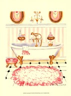 Chic Bath II Art