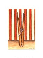 Acme No. 1 Clothes Pin (PT)  Fine Art Print