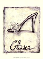 French Slipper Art