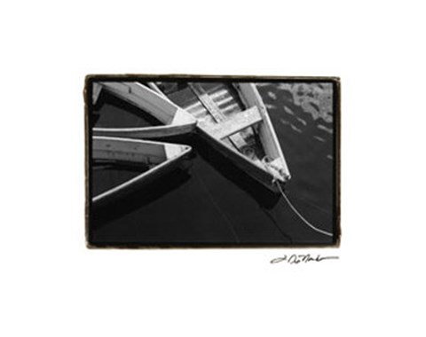 Framed Dockside 3 Print