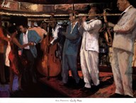 Lindy Hop  Fine Art Print