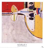 Icarus I  Fine Art Print