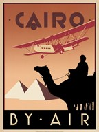 Cairo by Air Art