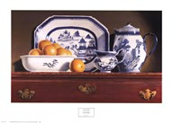 Tea & Oranges  Fine Art Print