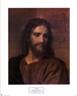Christ at Thirty-Three  Fine Art Print
