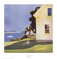 Island Farmhouse, 1969  Fine Art Print