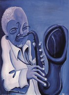Blue Jazzman II
