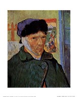 Self-Portrait with Bandaged Ear, c.1889
