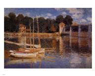 Il Ponte d'Argenteuil  Fine Art Print
