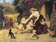 Dancing Bear  Fine Art Print