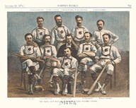 The Maple Leaf Base-Ball Club