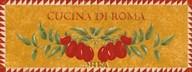 Cucina di Roma  Fine Art Print