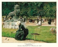 In the Luxembourg (Garden), 1889