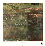 Pool with Waterlilies, 1904 Art